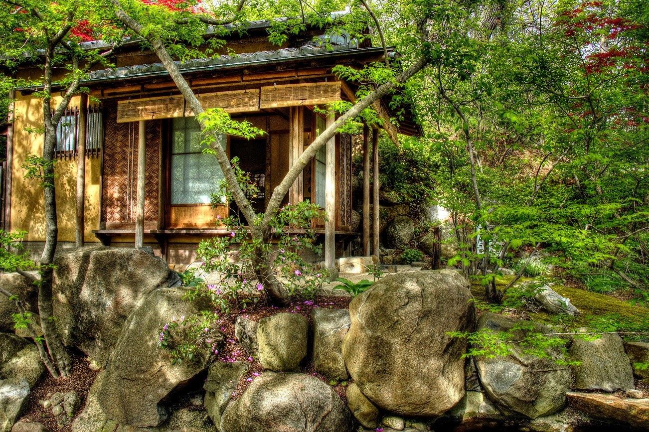 Spring Tea House – Anderson Japanese Gardens