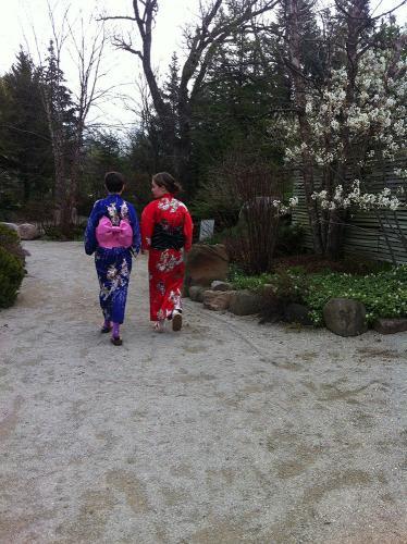 JapaneseSummerFestival_GardenVisitors